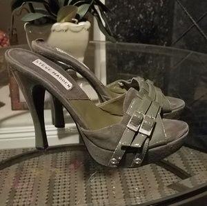 Steve Madden heels Steve Madden high heels open to